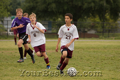 Boys Falcons vs  South Charlotte0006