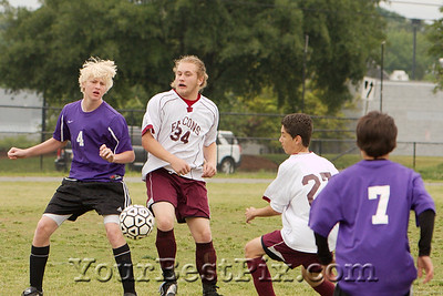 Boys Falcons vs  South Charlotte0008