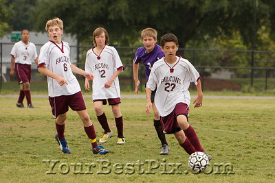 Boys Falcons vs  South Charlotte0005