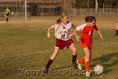 Girls Falcons vs  Carmel0021