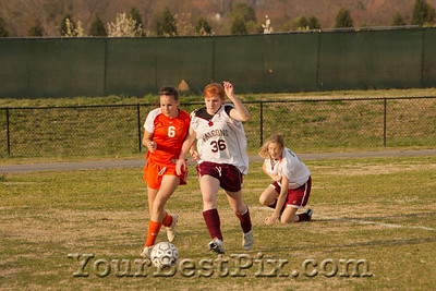 Girls Falcons vs  Carmel0022