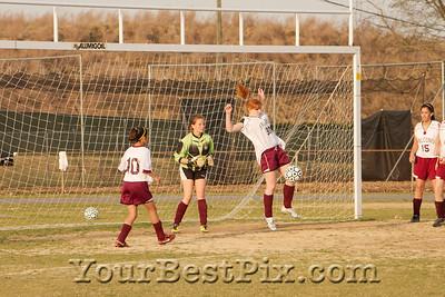 Girls Falcons vs  Carmel0023