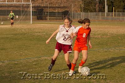 Girls Falcons vs  Carmel0020