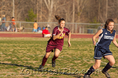 Girls Falcons vs  Crestdale0012
