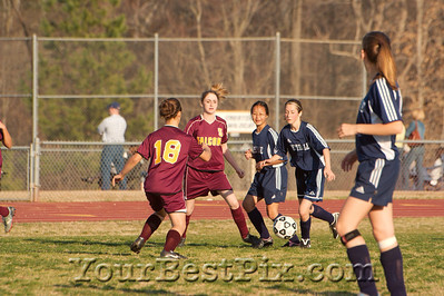 Girls Falcons vs  Crestdale0013
