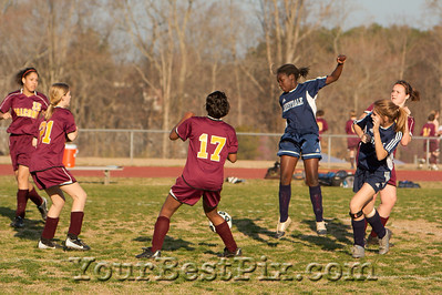 Girls Falcons vs  Crestdale0014