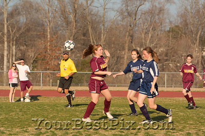 Girls Falcons vs  Crestdale0009