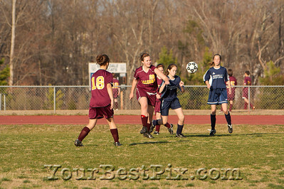 Girls Falcons vs  Crestdale0004