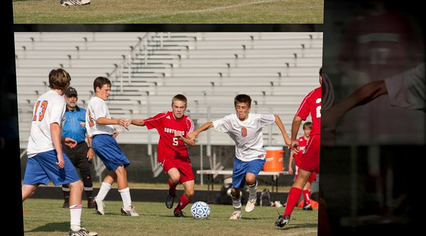 South Meck Junior Varsity Soccer 2009