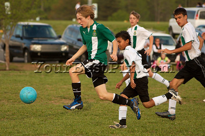 CUFC 94 Green vs  CUFC White0005