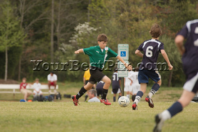 JB Tourney vs  Gaston United White0019