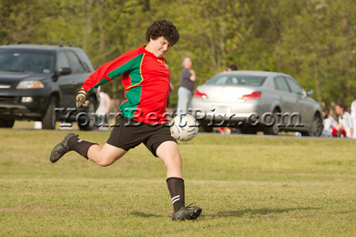 JB Tourney vs  Gaston United White0002