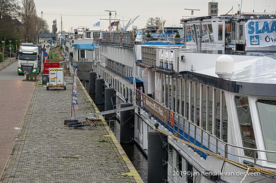 nederland 2020, groningen, eurosonic noorderslag, artiestenverblijf