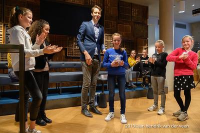 nederland 2019, groningen, verkiezing kinderburgemeester, forum groningen