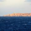 crossing the Med e/b in the Straits of Bonifacio off Corsica