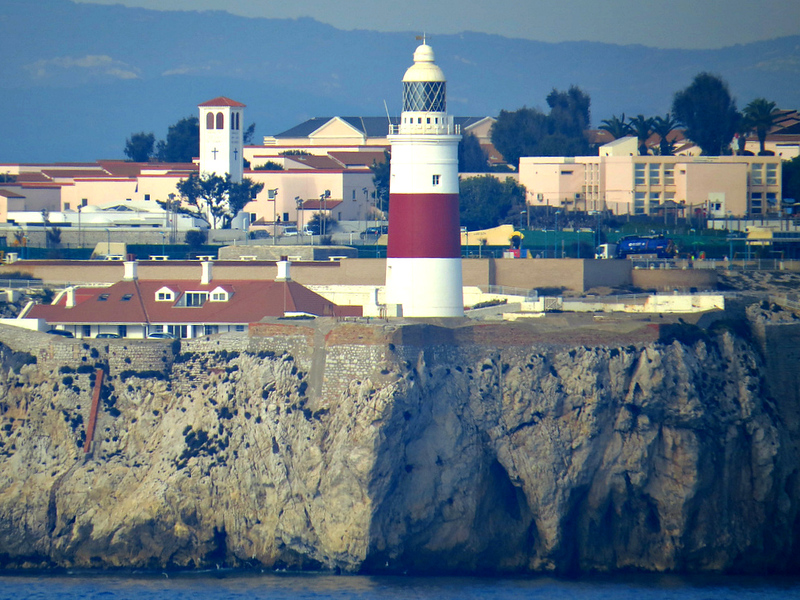 Europe Point Lighthouse Gibraltar