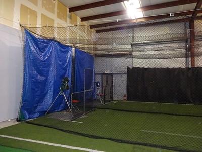 Fayetteville Batting Cage