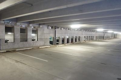Gwinnett Center Deck