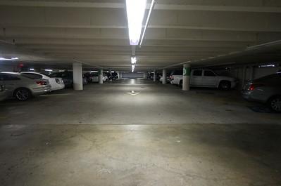 Hilton AAA Parking lot