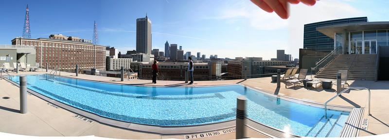 Rooftop - Club/Pool