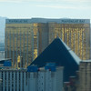 View of mandalay bay from our room.