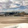 Flying home from Vegas to Pearson