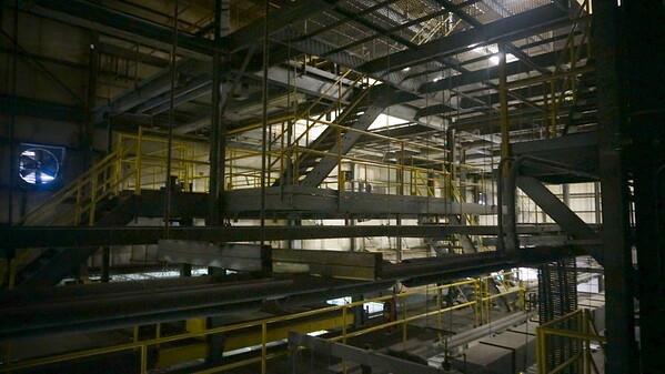 Tredegar Factory