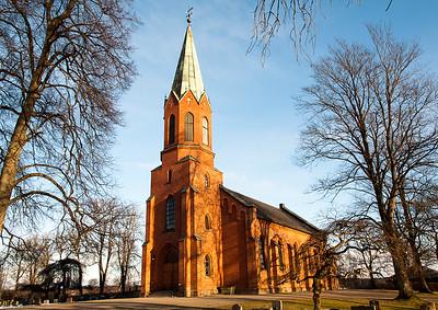 Ås kirke (1.12.2012)