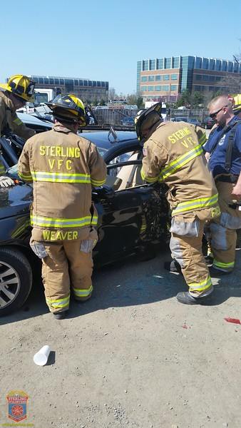 2016 - Vehicle Extrication Training March 25, 2016