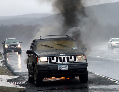 Vehicle Fires 2010