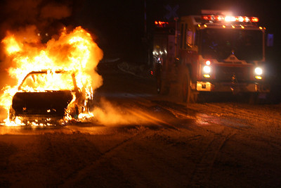 Vehicle Fires 2011