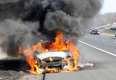 Vehicle Fires 2012
