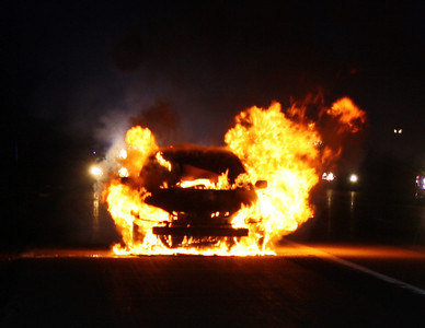 Vehicle Fires 2013
