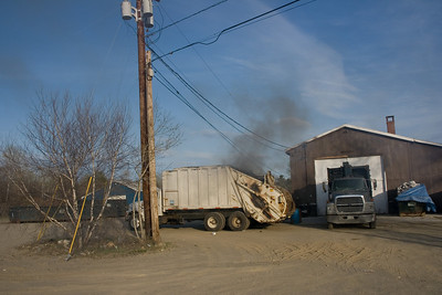 Garbage Truck Fire - April 30th
