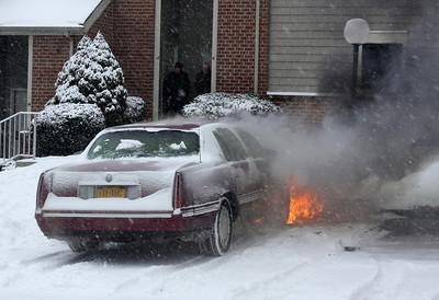 Vehicle Fires 2014
