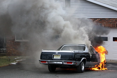 Vehicle Fires 2015