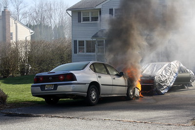 Vehicle Fires 2016