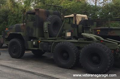 M925 5 Ton Tractor