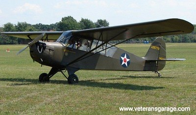WWII Scout Plane