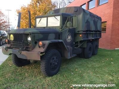 M35A2 2.5 Ton Troop Transport