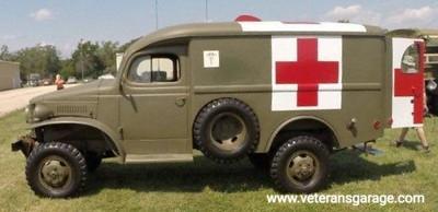 WC 24 Ambulance