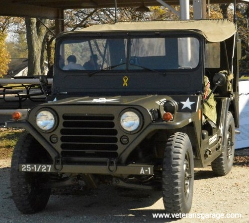 """M151A1 """"Mutt"""""""