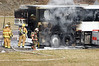 Tour Bus Fire, Rt 30 @ I-83, Manchester Township, York County PA