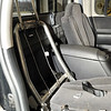 Passenger side installed w/o back padding