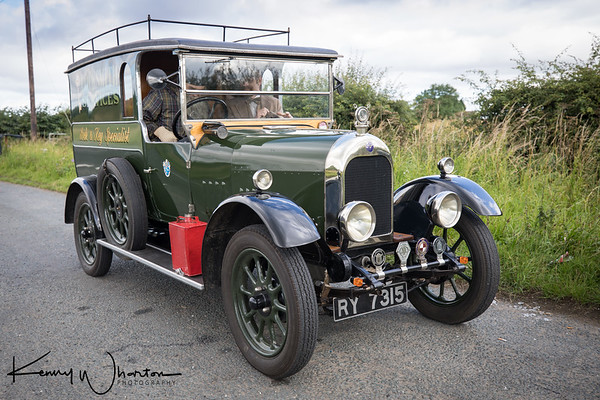 RY 7315 Morris Cowley Light Van (1924)