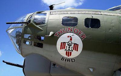B-17 nose art 0418