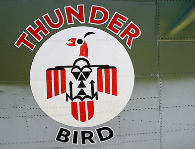 thunder bird nose art img v#2 _0422