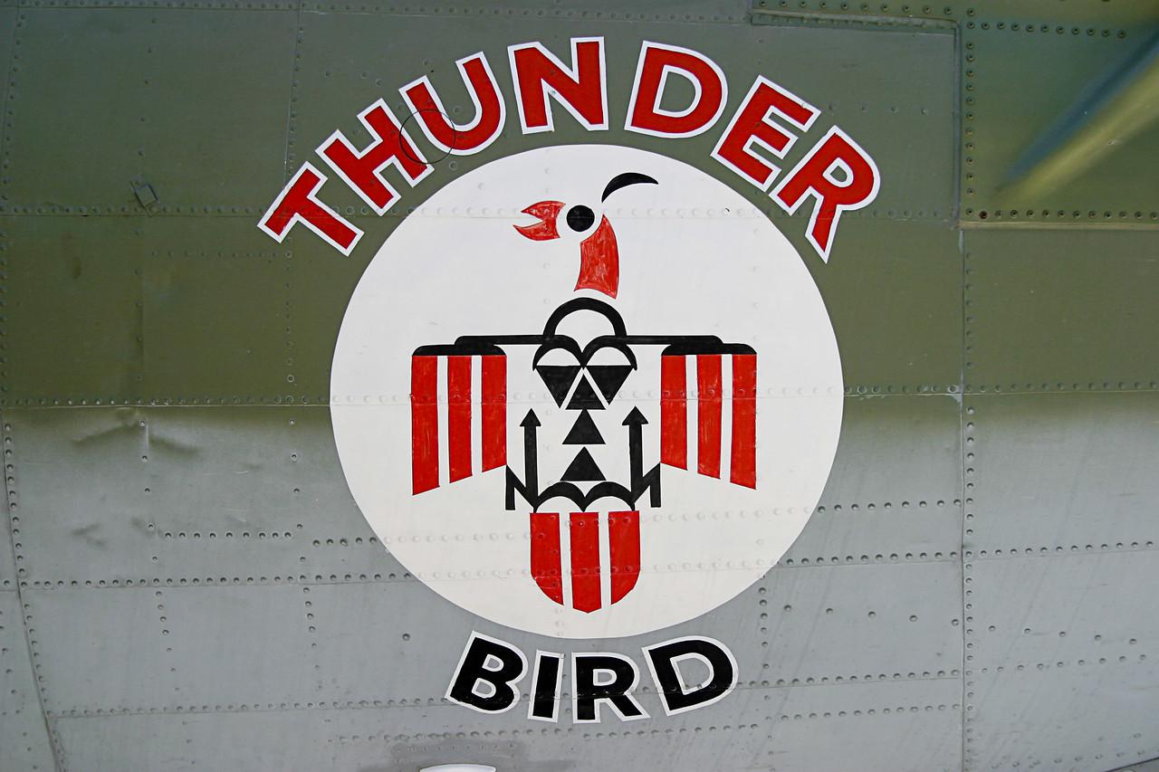 Thunder Bird nose art IMG_0422
