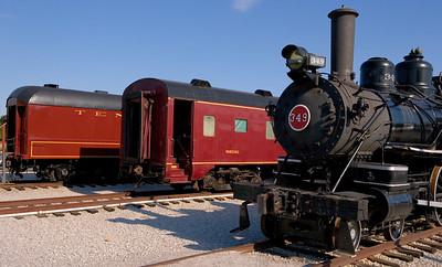 Chattanooga Railroad Museum