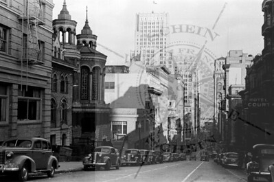 Bush St , from Stockton St. to Grant Ave Chinatown Entrance